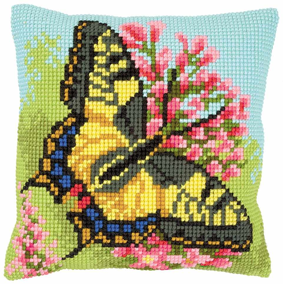 PN-0163768 Butterfly (Vervaco)