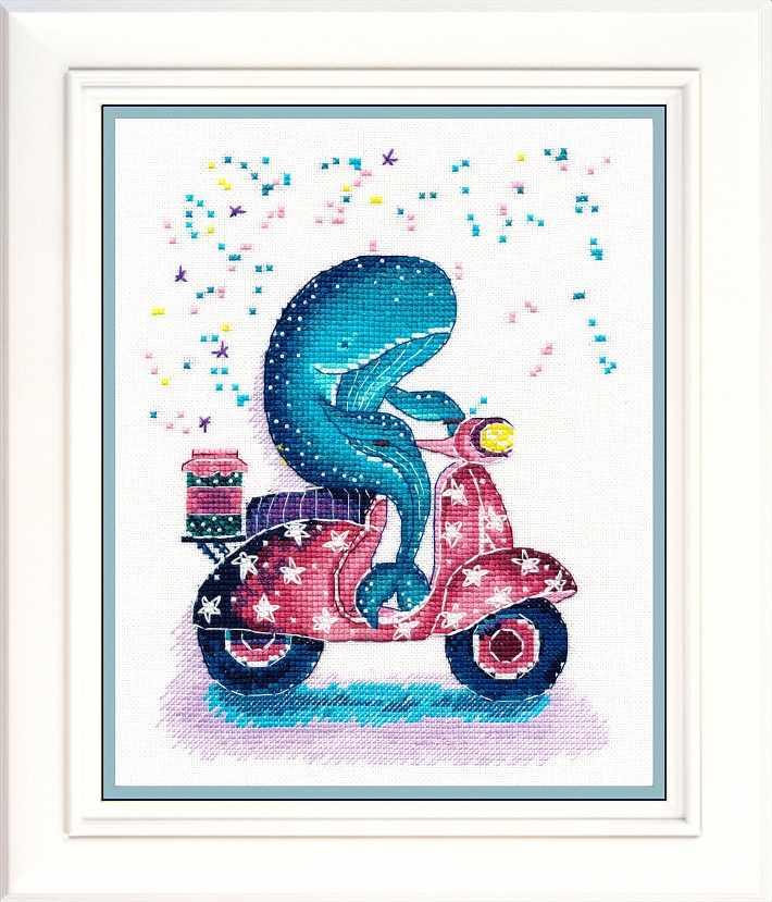 1183 Мотоциклист (Овен)
