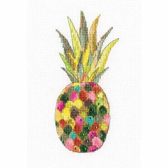 C319 Ювелирный ананас