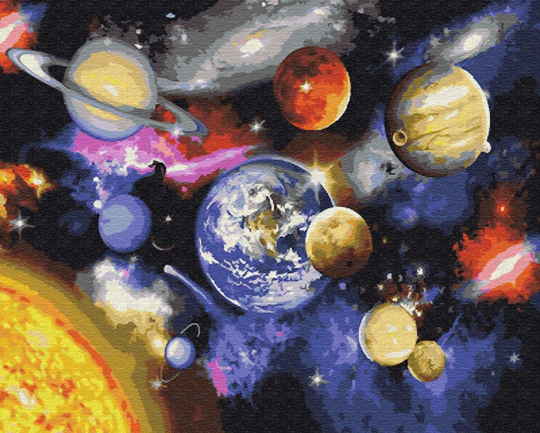 gx22268 «Парад планет»