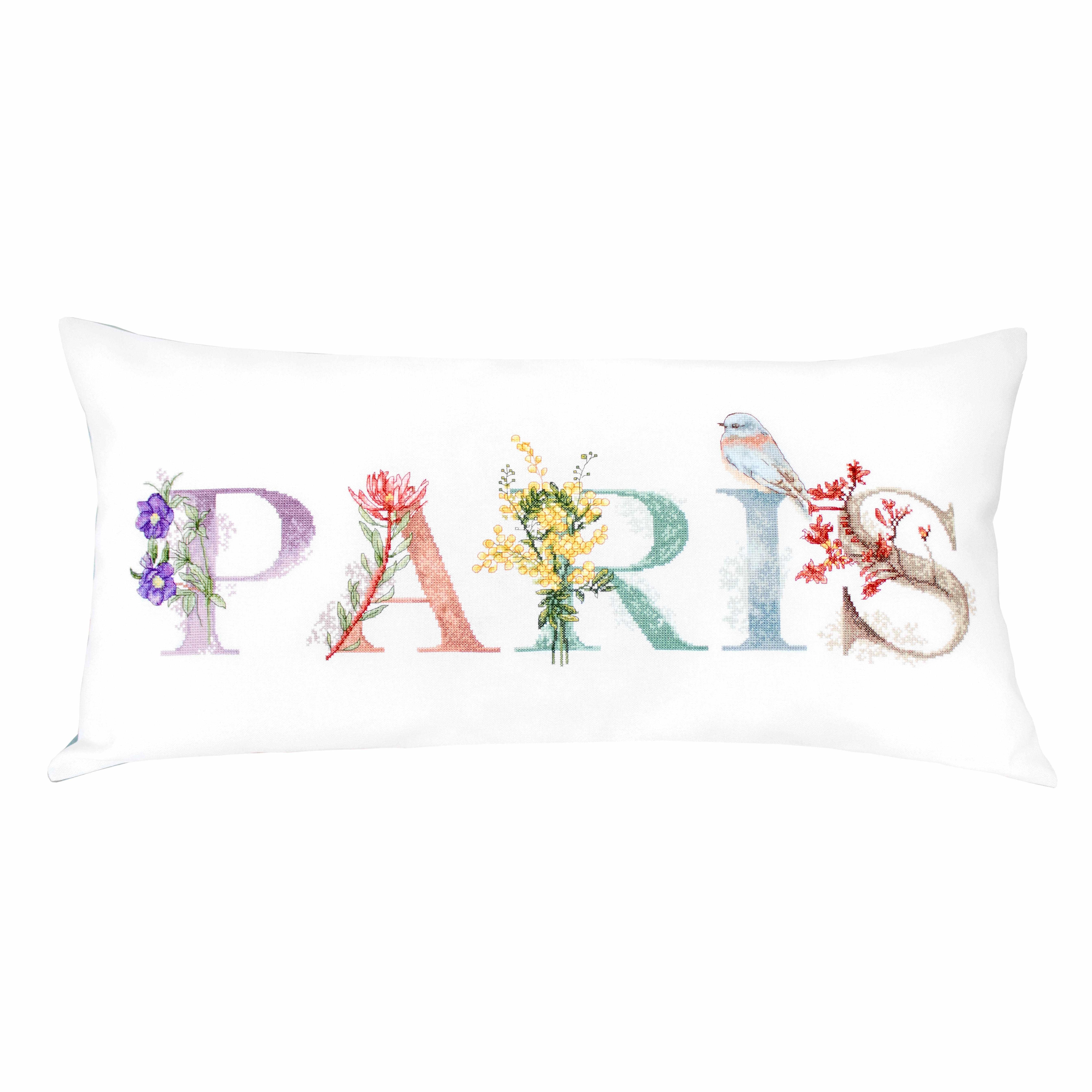 "PB204 Подушка ""Paris"""