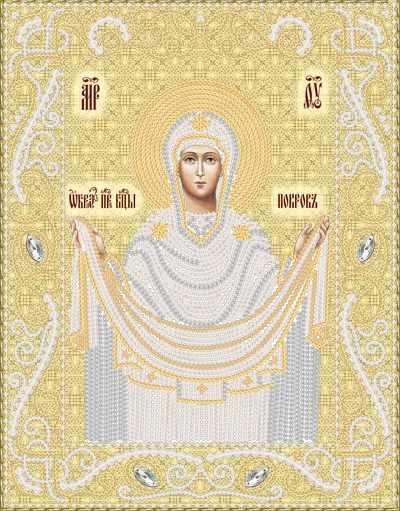 РИК-4051 Покров Пресвятой Богородицы  - схема (Марiчка)