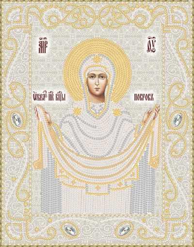 РИК-4050 Покров Пресвятой Богородицы  - схема (Марiчка)