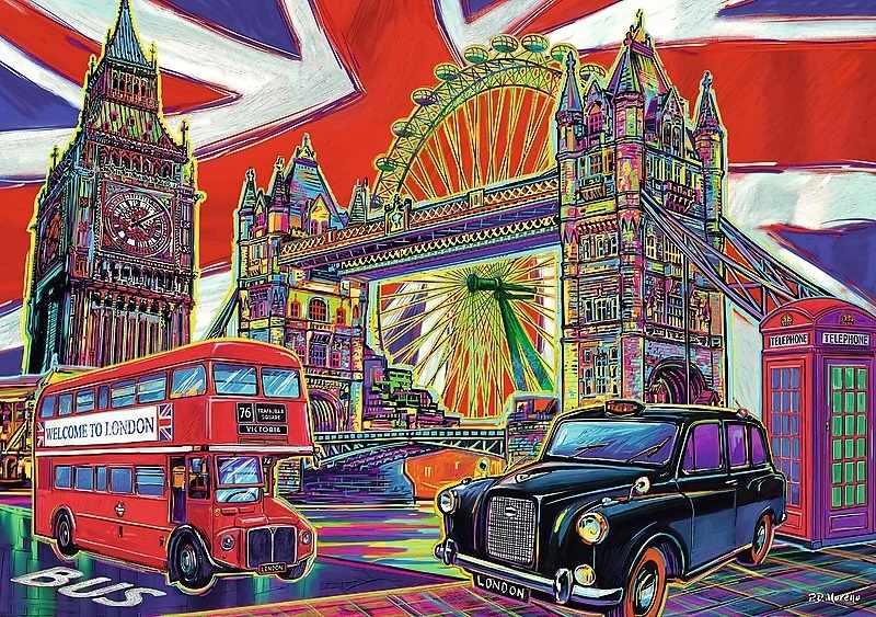 10525 Лондон