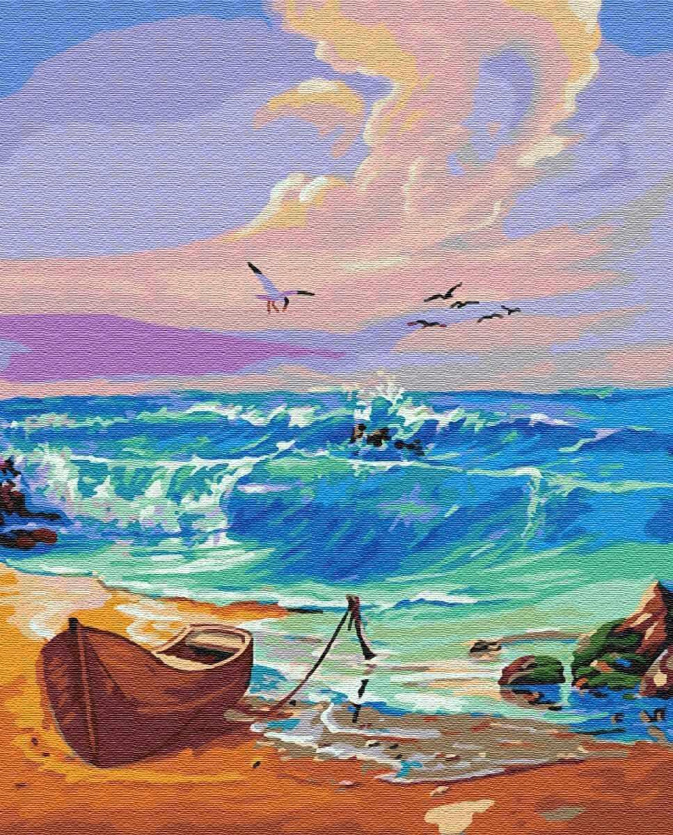 gx8335 «Утро на море»