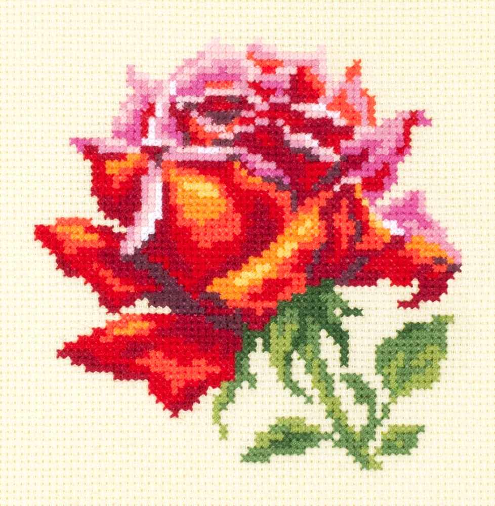 150-003 Красная роза