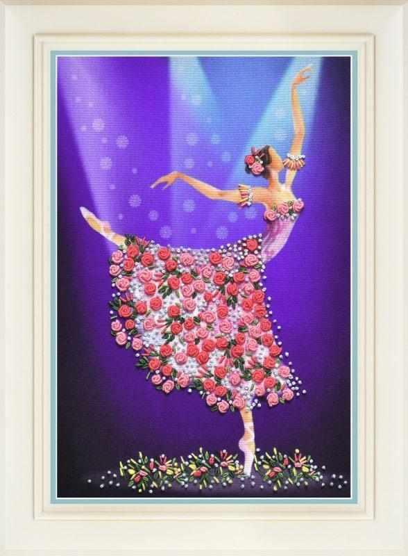 R-045 Танец цветов