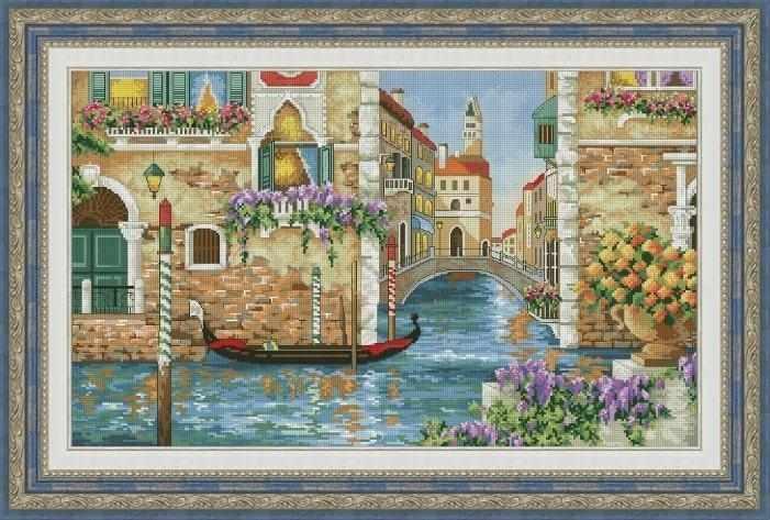 VN-115 Венецианские каналы