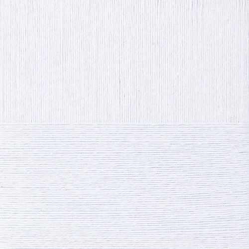 Пряжа Пехорка Крапивная Цвет.01-Белый