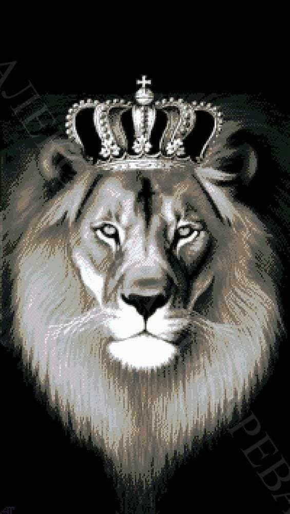 """17-2405-НК """"Король лев"""" - набор для вышивания"""