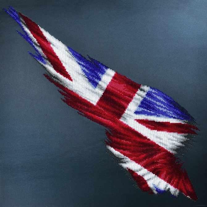 22001 Флаг Крыло Великобритания