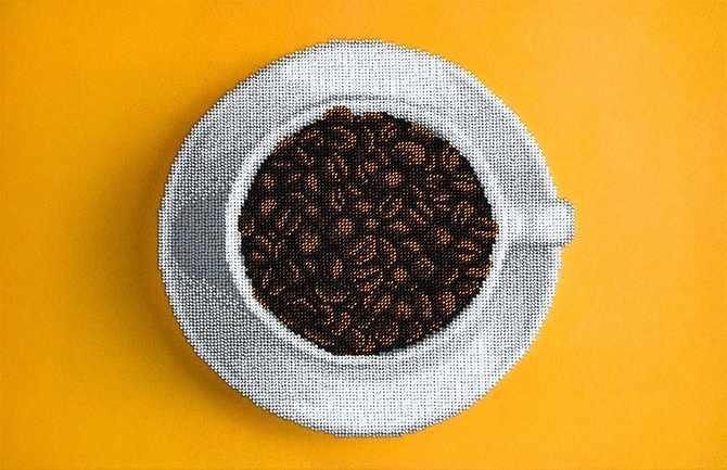 99002 Кофейная Чашка