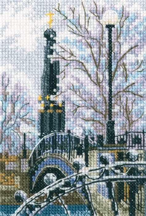 C307 Мостик вздохов в Лопатинском саду