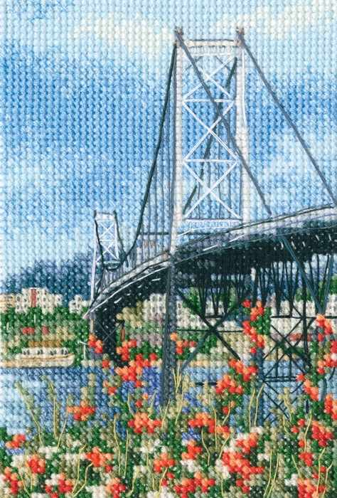 C306 Висячий мост Эрсилью Луш