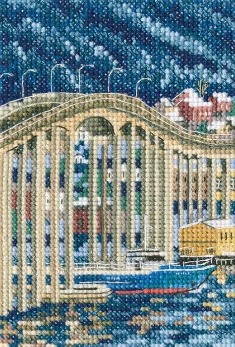 C308 Тасманский мост