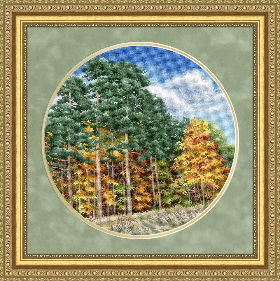 ВМ-032 Осенний лес