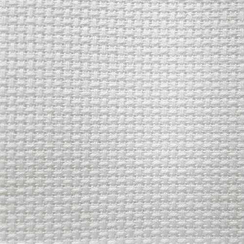 Канва Zweigart 3706 Stern Aida (100% хлопок), цвет 100 (белый), шир 110 14ct  Zw