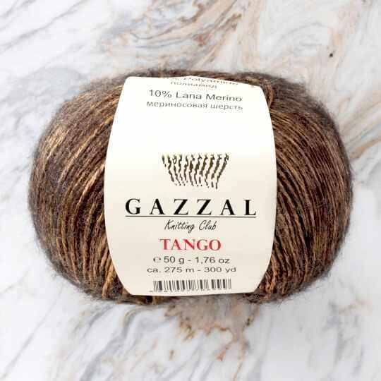 Пряжа GAZZAL Tango Цвет.1478 беж