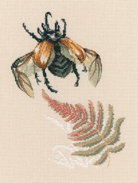 M758 Полет жука