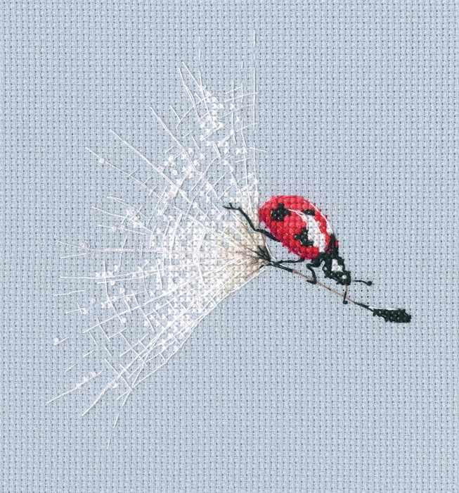 M756 На парашюте одуванчика