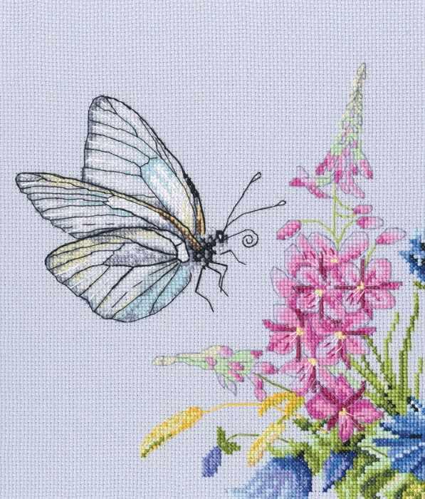 M759 Бабочка капустница