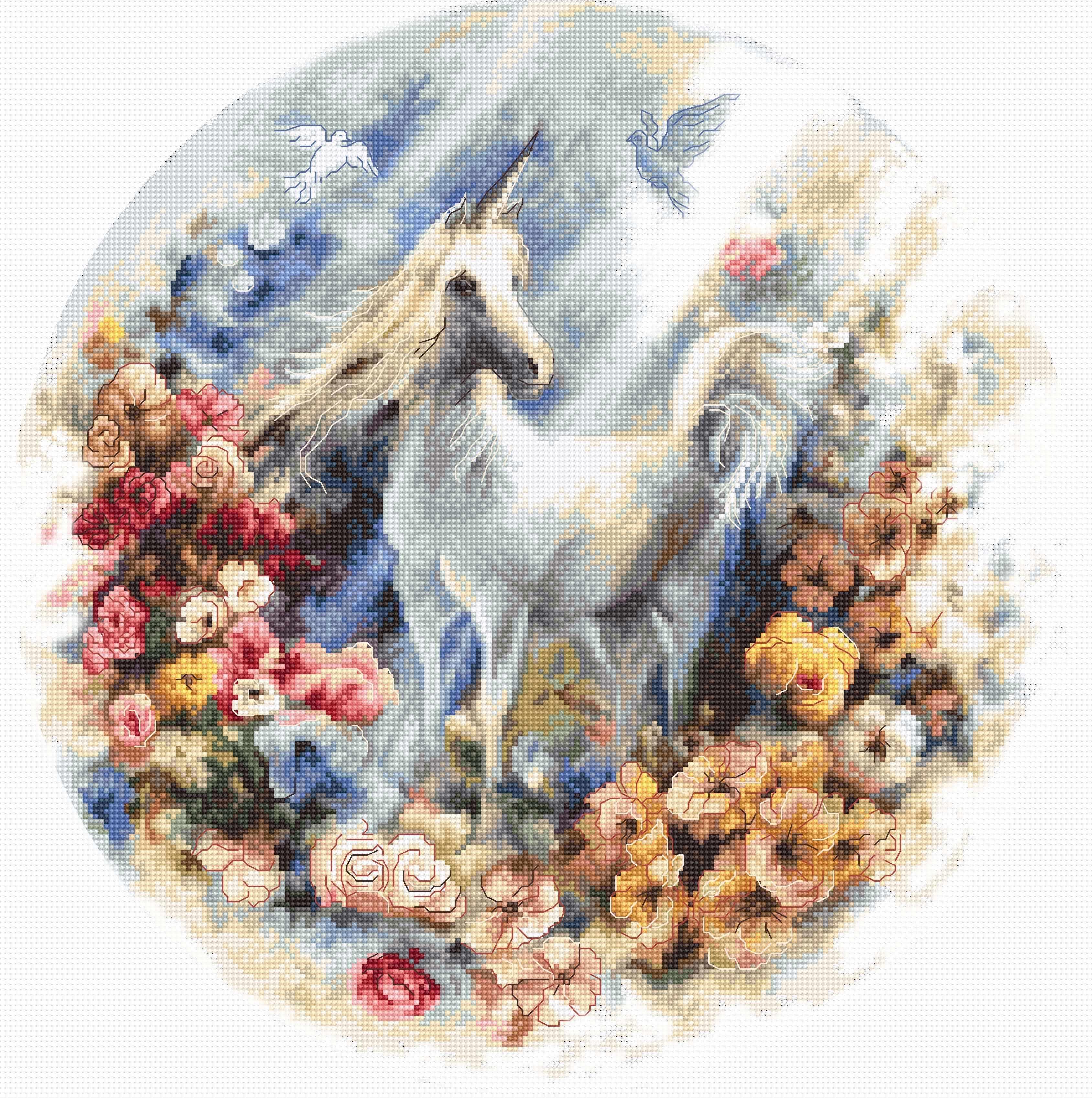 903 Unicorn  - Leti
