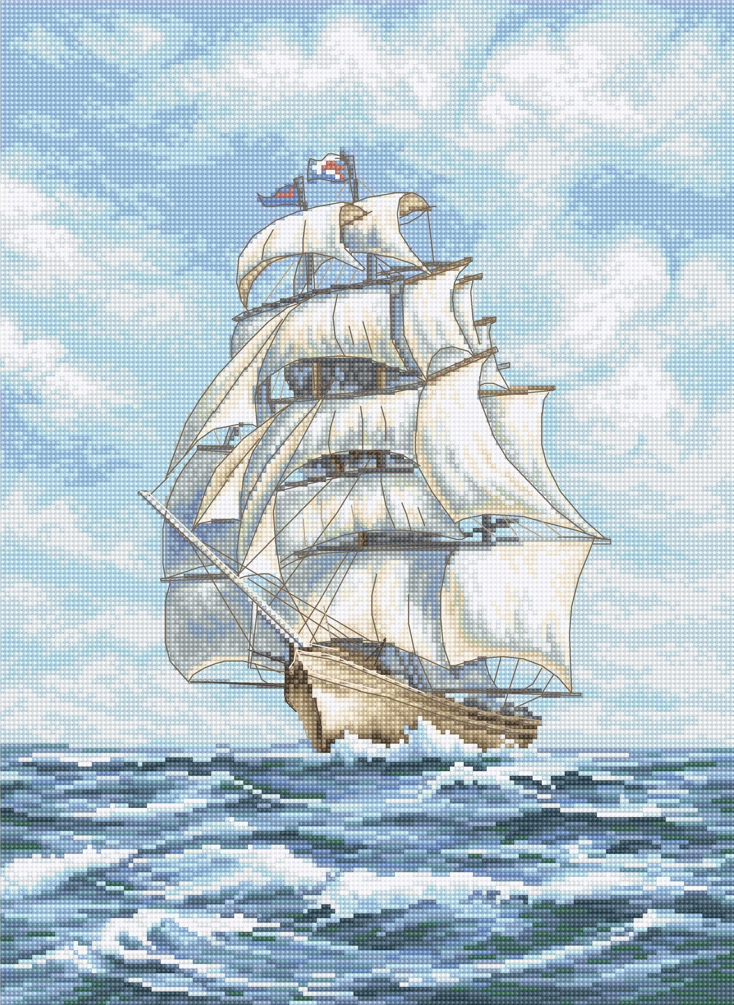 907 Ship  - Leti