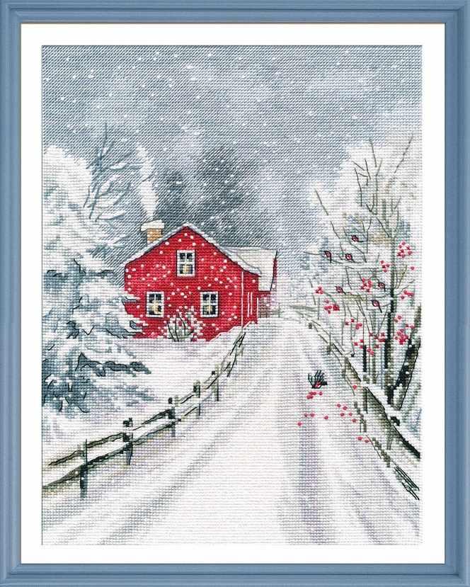 1241 Чародейка зима