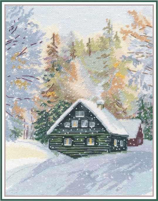 1243 Околдованный лес (Овен)