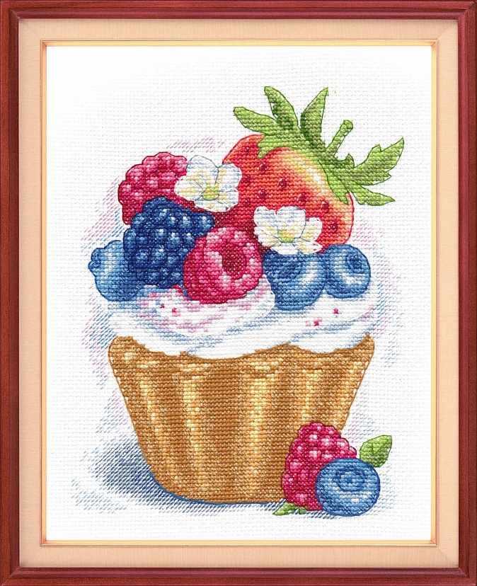 1253 Ягодный десерт (Овен)
