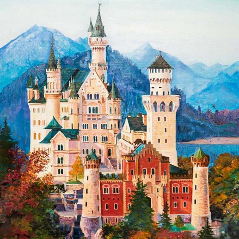 KH0386 Средневековый замок