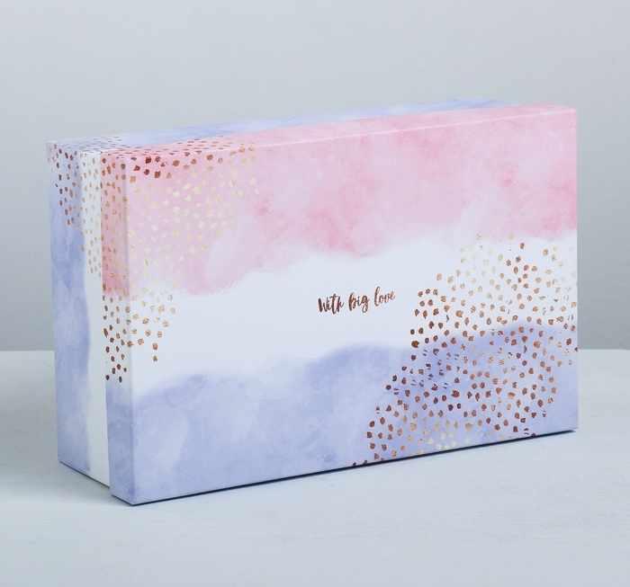 4022813 Коробка прямоугольная Love