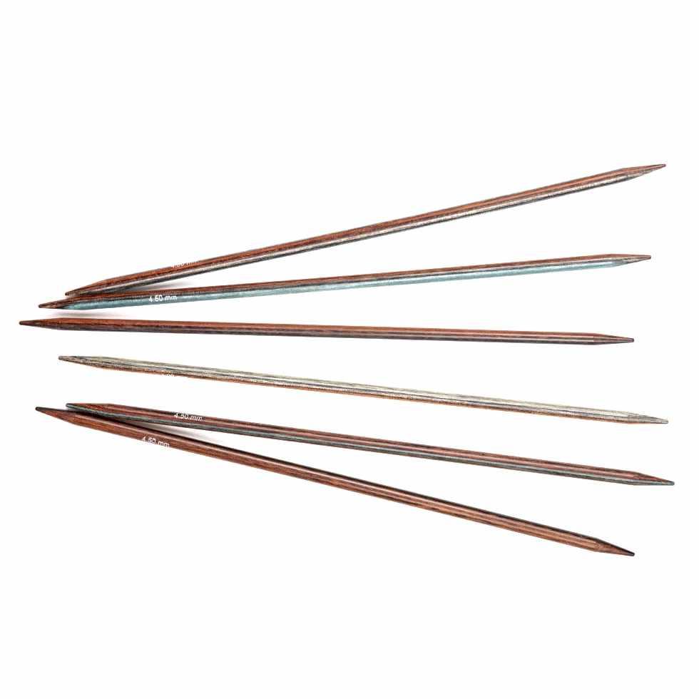 2235 Спицы прямые 20 см 3,5 мм
