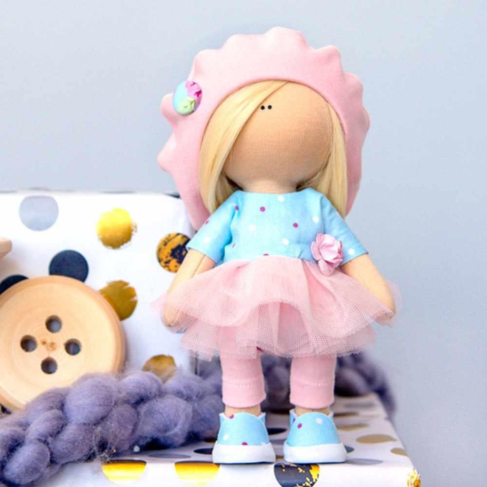 Набор для шитья текстильной куклы Бетти