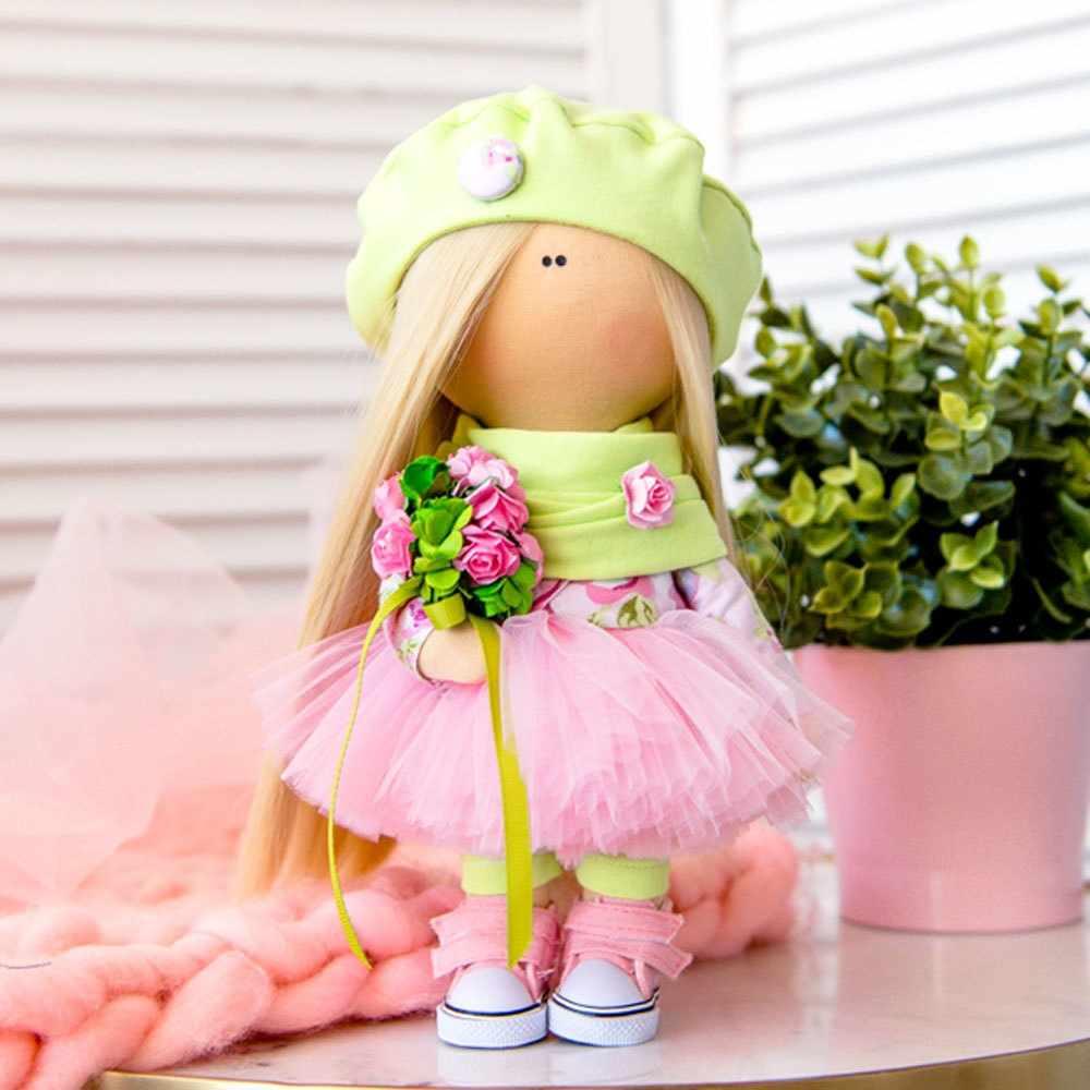 Набор для шитья текстильной куклы Майя