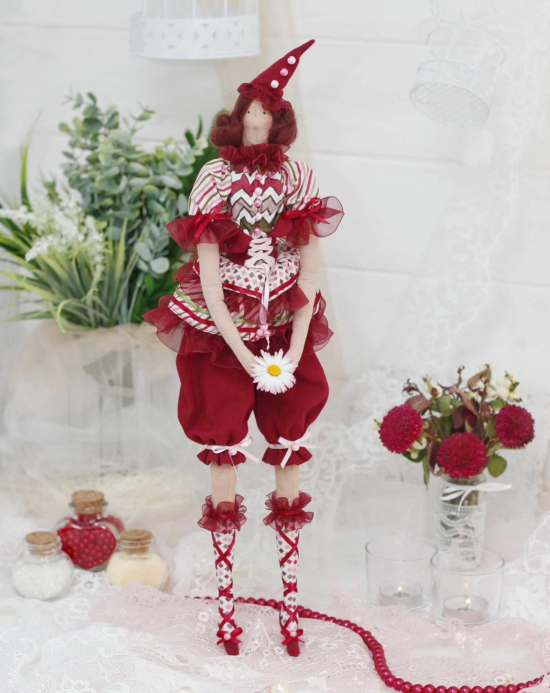 Ш106 Набор для шитья и рукоделия Мисс Пеппер