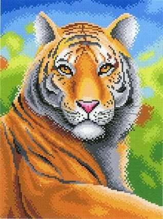 СК-067 Царственный тигр (МП Студия)