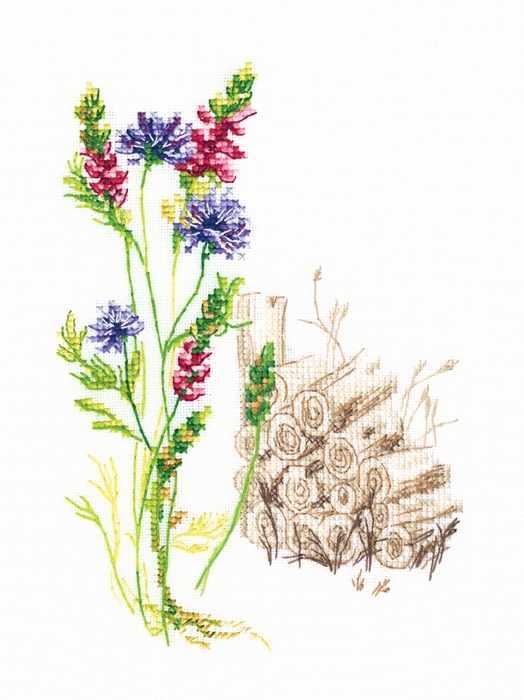 M778 Цветущие травы