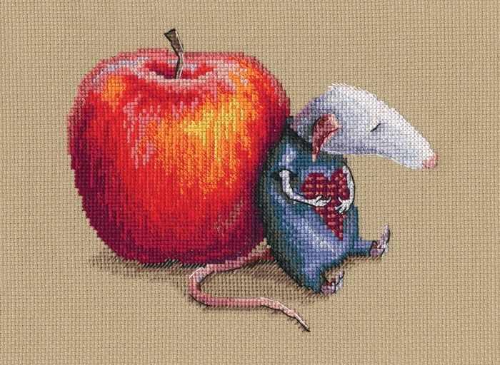 M799 Влюбился мышь однажды