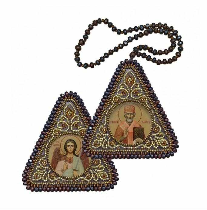 ТР 1003 Св. Николай Чудотворец и Ангел Хранитель