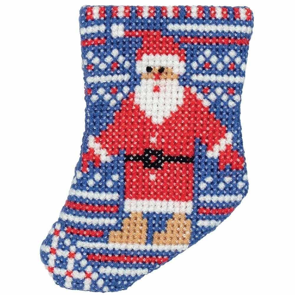 8-394 Носочек с Дедом Морозом