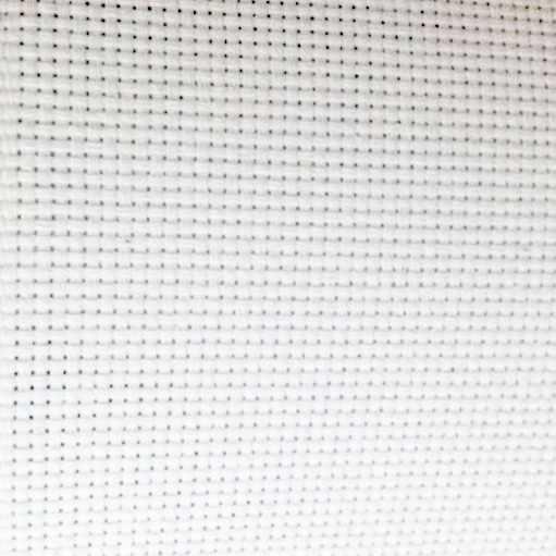 Канва Gamma К16 Аида белая шир 50*75 см16ct 60/10 кл.