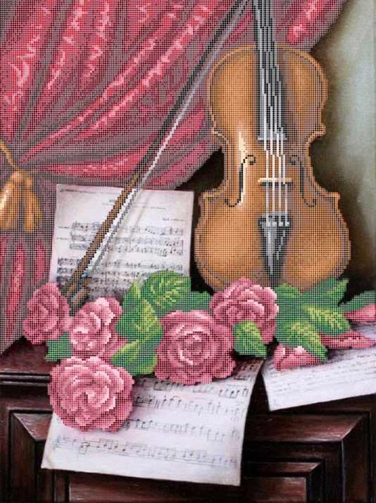 ЗПН-026 Мелодия для скрипки