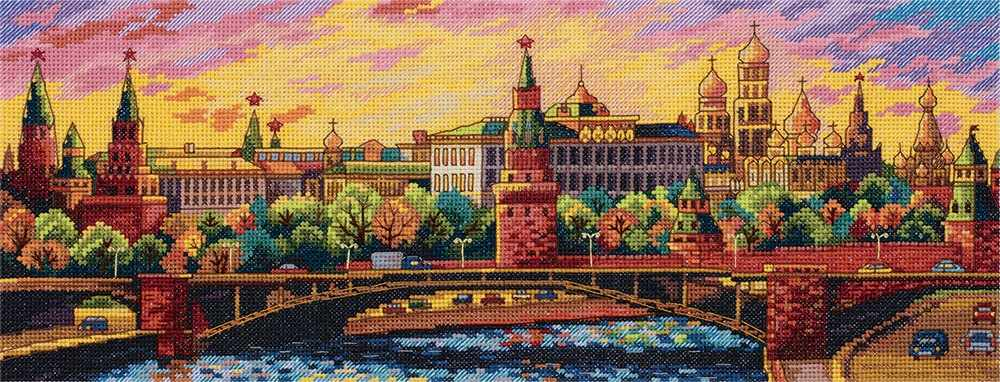 """G-7139 """"Вечерняя Москва"""""""