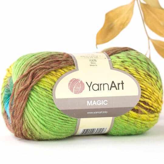 Пряжа YarnArt Magic Цвет.600