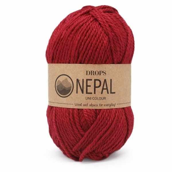Пряжа DROPS Nepal Цвет.3608