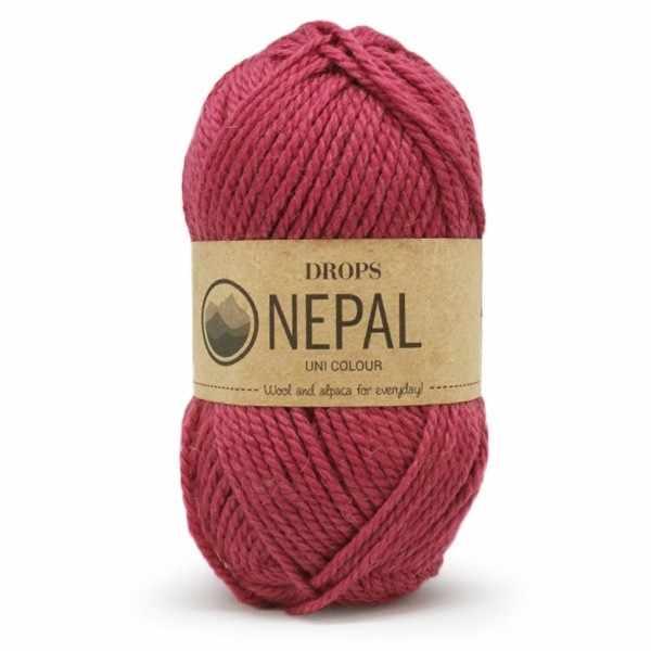 Пряжа DROPS Nepal Цвет.8910