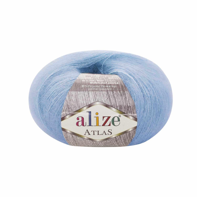Пряжа Alize Atlas Цвет.549