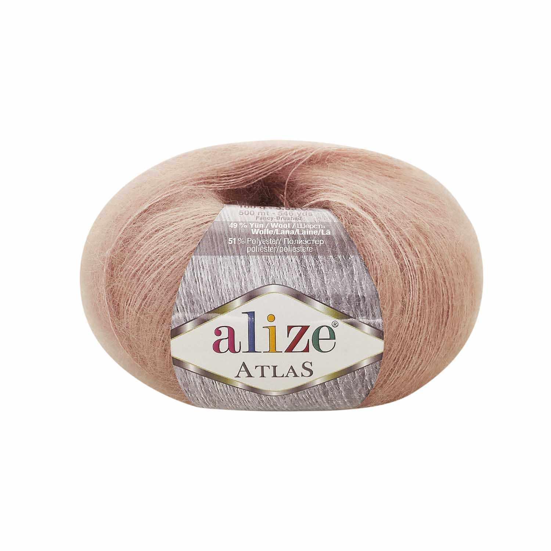 Пряжа Alize Atlas Цвет.406