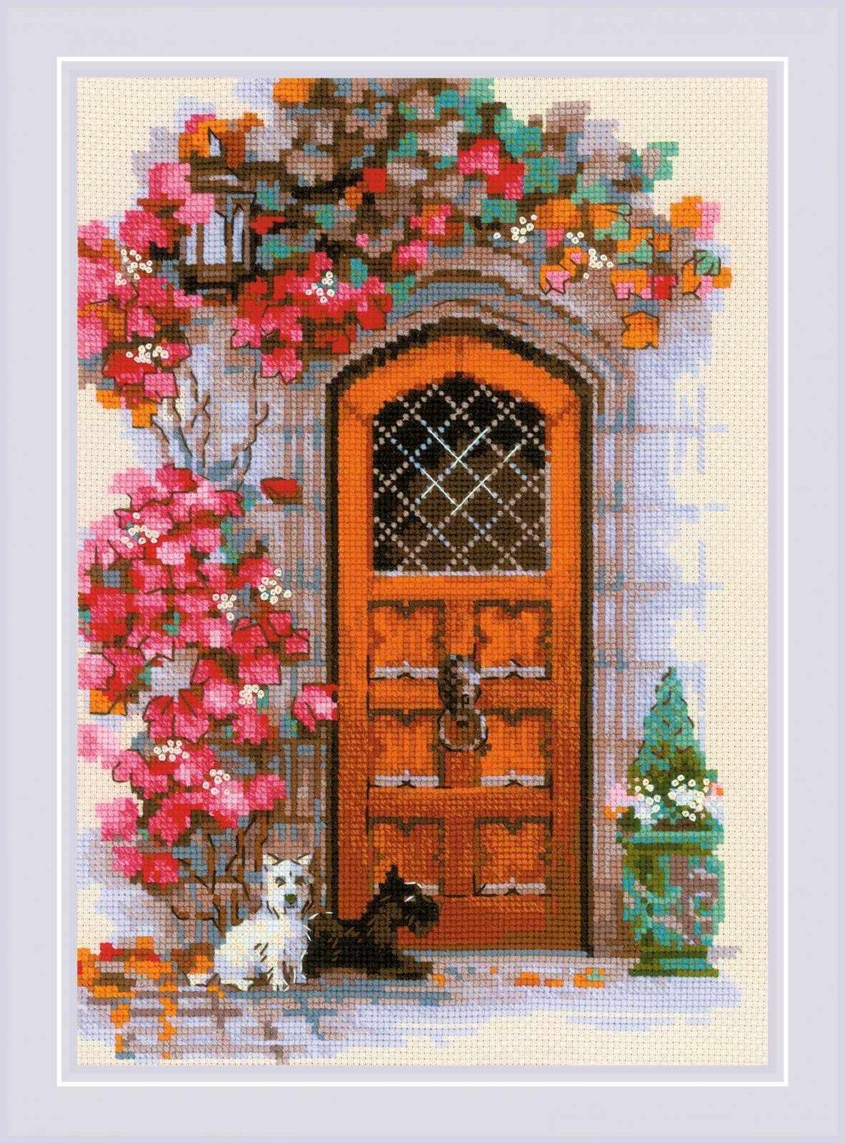 """1832 """"Дверь в Шотландию"""""""